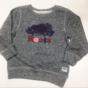 Roots Athletic Sweatshirt Sz 3T